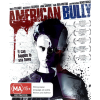 AMERICAN BULLY - Rare Blu-Ray Aus Stock New