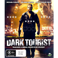 DARK TOURIST -War Region 4 Rare- Aus Stock Blu-Ray NEW