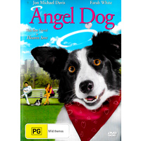 Angel Dog -Family Region All Rare - Aussie Stock DVD NEW