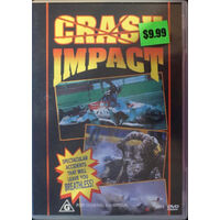 Crash Impact - Series Rare- Aus Stock DVD NEW