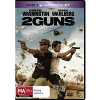 2 Guns - Rare DVD Aus Stock Preowned: Excellent Condition