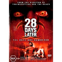 28 Days Later - Rare DVD Aus Stock Preowned: Excellent Condition