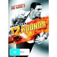 12 Rounds - Rare DVD Aus Stock Preowned: Excellent Condition