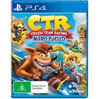 CRASH TEAM RACING NITRO FUELED PS4 Playstation 4 GAME- NEW