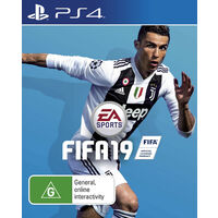 FIFA 19 PS4 Playstation 4 GAME- NEW