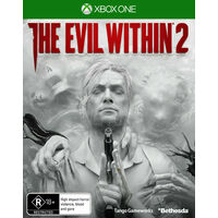 The Evil Within 2 Microsoft Xbox One GAME BRAND NEW SEALED