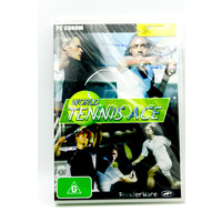 WORLD TENNIS ACE PC GAME BRAND NEW SEALED