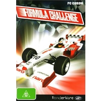 Formula Challenge PC GAME BRAND NEW SEALED