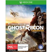 Tom Clancy's Ghost Recon: Wildlands Xbox One Game - Disc Like New