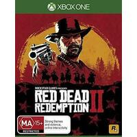 Red Dead Redemption II Xbox One Pre-owned Game: Disc Like New