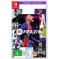 FIFA 21 Legacy Edition Nintendo Switch Pre-owned Game: Disc Like New