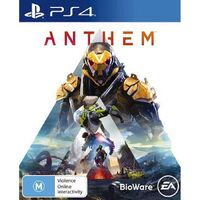 ANTHEM 'LEGION OF DAWN' EDITIONS  PS4 Playstation 4 Pre-owned Game: Disc Like New