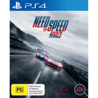 Need for Speeds Rivals PS4 Playstation 4 Pre-owned Game: Disc Like New