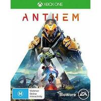 ANTHEM Xbox One Pre-owned Game: Disc Like New