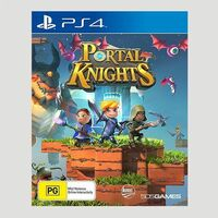PORTAL KNIGHTS PS4 Playstation 4 Pre-owned Game: Disc Like New