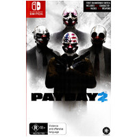 Payday 2 Nintendo Switch Pre-owned Game: Disc Like New