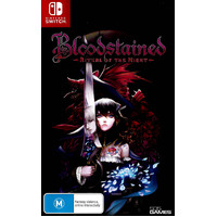 Bloodstained: Ritual of the Night Nintendo Switch Pre-owned Game: Disc Like New