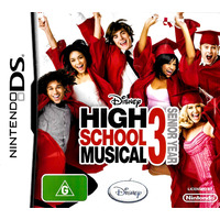 HIGH SCHOOL MUSICAL 3 - SENIOR YEAR Nintendo DS Pre-owned Game: Disc Like New
