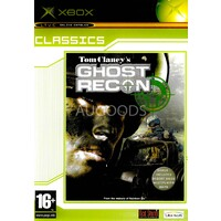 Tom Clancy's GHOST RECON Xbox 360 PRE-OWNED GAME: GREAT CONDITION