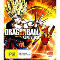 Dragon Ball Xenoverse Xbox One PRE-OWNED GAME: GREAT CONDITION