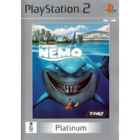 Finding Nemo PS2 Playstation 2 PRE-OWNED GAME: GREAT CONDITION