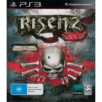 RISEN 2 DARK WAVES PS3 Playstation 3 PRE-OWNED GAME: GREAT CONDITION