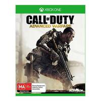 Call Of Duty Advanced Warfare  Xbox One PRE-OWNED GAME: GREAT CONDITION