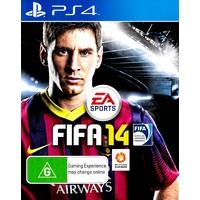 FIFA 14 PS4 Playstation 4 PRE-OWNED GAME: GREAT CONDITION