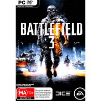 Battlefield 3 PC PRE-OWNED GAME: GREAT CONDITION