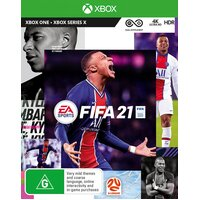 FIFA 21  Xbox One PRE-OWNED GAME: GREAT CONDITION