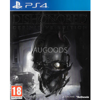 Dishonored Definitive Edition PS4 Playstation 4 PRE-OWNED GAME: GREAT CONDITION