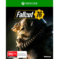 Fallout 76 Xbox One PRE-OWNED GAME: GREAT CONDITION