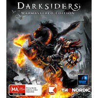 Darksiders Warmastered Edition Xbox One PRE-OWNED GAME: GREAT CONDITION