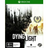 Dying Light R18+  Xbox One PRE-OWNED GAME: GREAT CONDITION