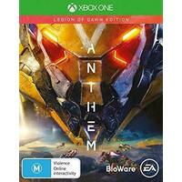 ANTHEM Legions Of Dawn Edition Xbox One Game - Disc Like New