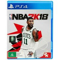 NBA 2K18 PS4 Playstation 4 Game - Disc Like New