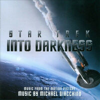 Michael Giacchino -Star Trek Into Darkness From The Motion Picture- Vinyl Record