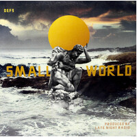 Def3 ‎– Small World VINYL RECORD PRE-OWNED ALBUM: LIKE NEW