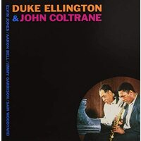 Duke Ellington & John Coltrane - Duke Ellington & John Coltrane- VINYL RECORD