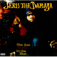 Jeru The Damaja ‎– The Sun Rises In The East VINYL RECORD PRE-OWNED: GREAT WORKING CONDITION